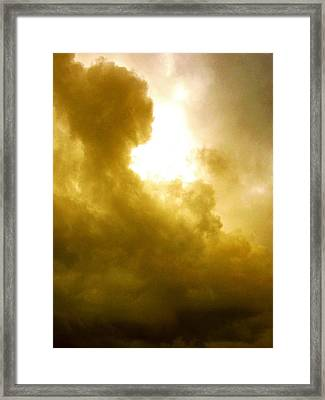 Conversations Framed Print