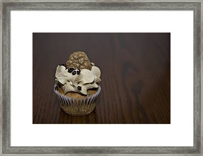 Cookie II Framed Print by Malania Hammer