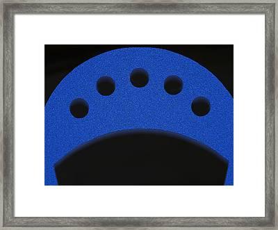 Coooool Framed Print by Paul Wear