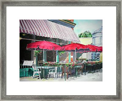 Coopersmith's Pub Framed Print by Tom Riggs
