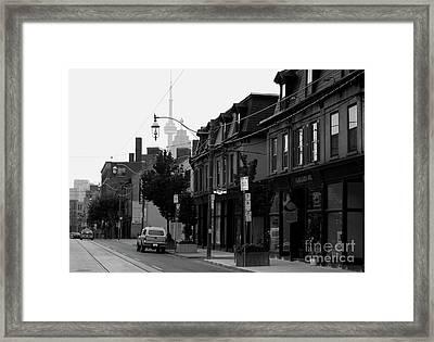 Corktown Framed Print by Joe Fantauzzi