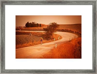 Corriede-italy Framed Print by John Galbo