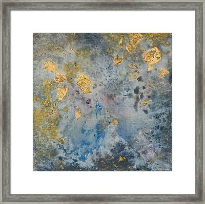 Cosmic 25 No. 2 Framed Print by Rita Bentley