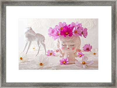 Cosmos Framed Print by Tim Reaves
