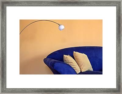 Couch Framed Print by Joana Kruse