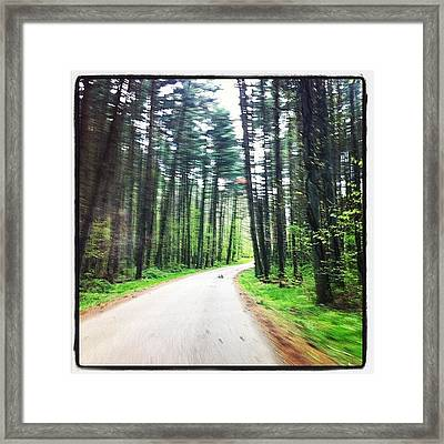 #country Framed Print by  Abril Andrade Griffith