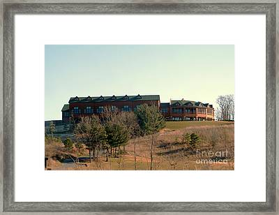 Country Club Framed Print