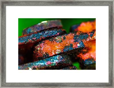 Coupling Framed Print