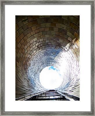 Cover Contest Weird Nj  Framed Print