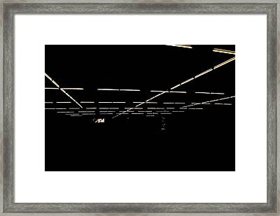 Cow Palace Framed Print by Thomas Brown