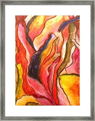 Cozumel Native Framed Print