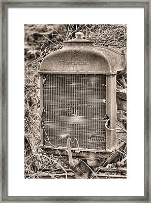 Crank It Up Framed Print by JC Findley