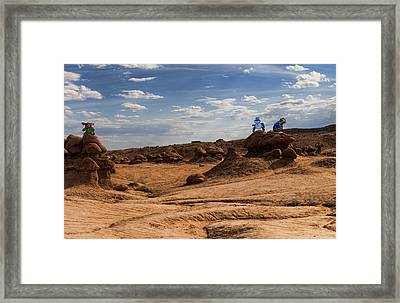 Create A Personalized Fantasy Framed Print by Gregory Scott