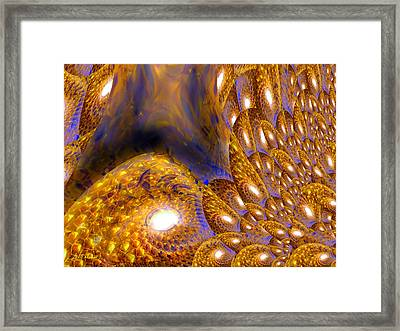 Creative Thought Framed Print