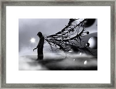 Creator Framed Print