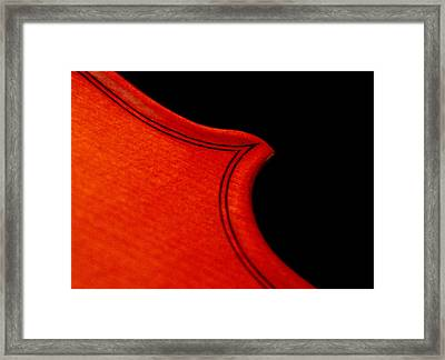 Crescendo Framed Print by Lisa Phillips