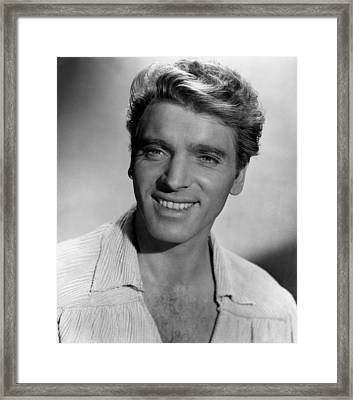 Crimson Pirate, The, Burt Lancaster Framed Print