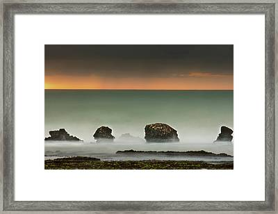 Crying Alone Framed Print by Jacson@Querub.in (aka Spacial)