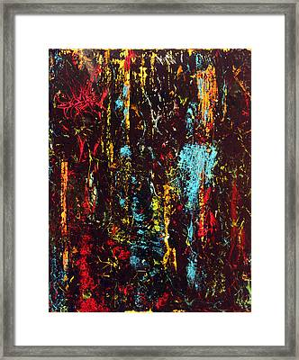 Cultivation Framed Print by Todd Breitling