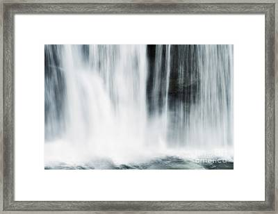 Cumberland Abstract Framed Print by Stephanie Frey