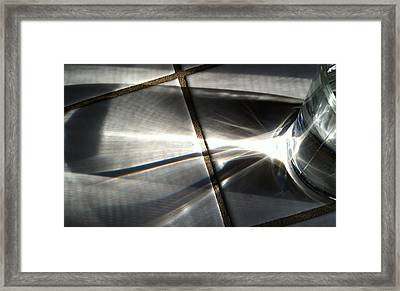 Framed Print featuring the photograph Cup 3 by Bill Owen