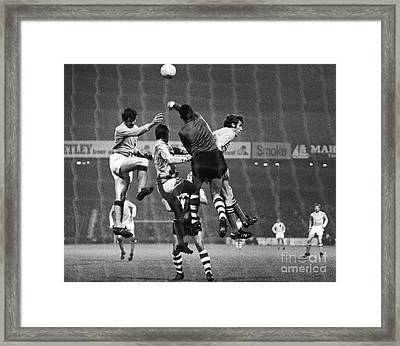 Cup Winners Cup, 1969 Framed Print by Granger