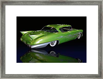 Custom Caddy Framed Print by Bill Dutting