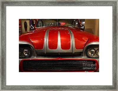 Custom Ford Automobile . 7d13114 Framed Print by Wingsdomain Art and Photography