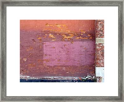 Custom House Wall Framed Print