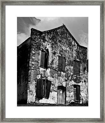 Customs House Framed Print by Michael Ray