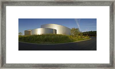 D-day Museum Juno Beach Framed Print