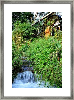 Dalby Creek Framed Print