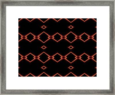 Dallie No.1 Framed Print by Danny Lally