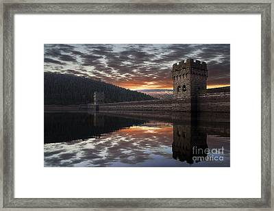 Dambuster Dawn Framed Print