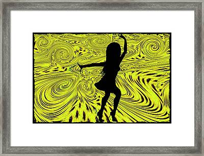 Dance Framed Print by Bill Cannon