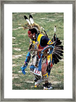 Dancer 135 Framed Print