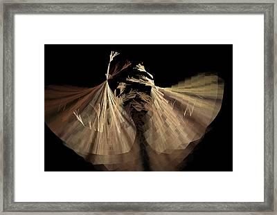 Dancers Framed Print