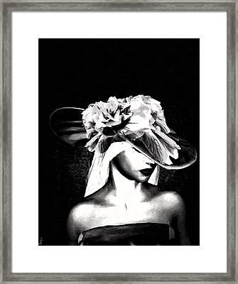 Dandified Framed Print by Lourry Legarde