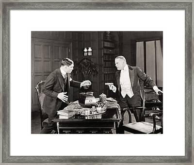 Daredevil Jack, 1920 Framed Print by Granger