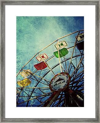 Dark Carnival Framed Print
