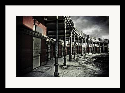 Six Flags Of New Orleans Framed Prints