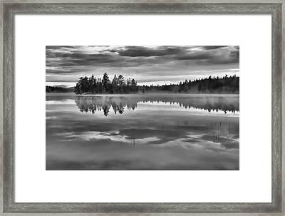 Dark Tranquility Framed Print