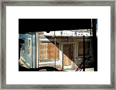 Darwin Post Office  Framed Print by Vinnie Finn