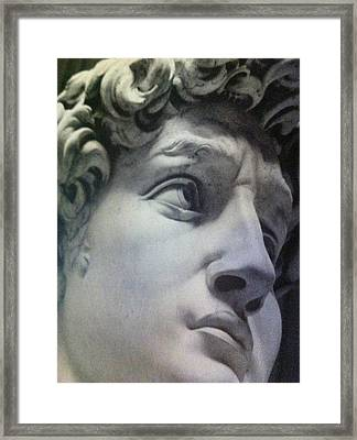 David Gay Superstar Framed Print by Paul Washington