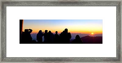 Framed Print featuring the photograph Dawn Of A Perfect Day by JM Photography
