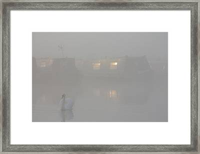 Framed Print featuring the photograph Dawn Patrol by Linsey Williams
