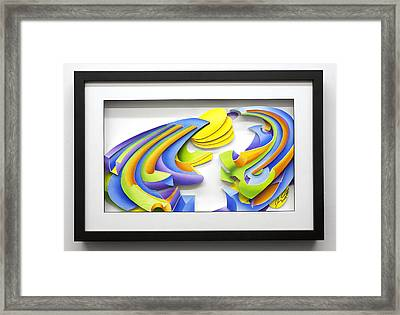 Day Framed Print by Jason Amatangelo