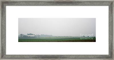 Framed Print featuring the photograph Daybreak by Adrian LaRoque
