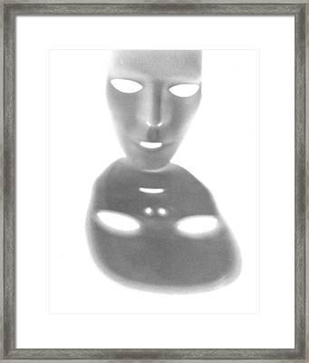 Daydream Framed Print by Christian Allen