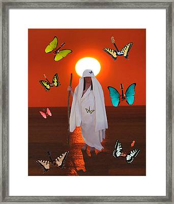 Daydreamer Framed Print by Eric Kempson